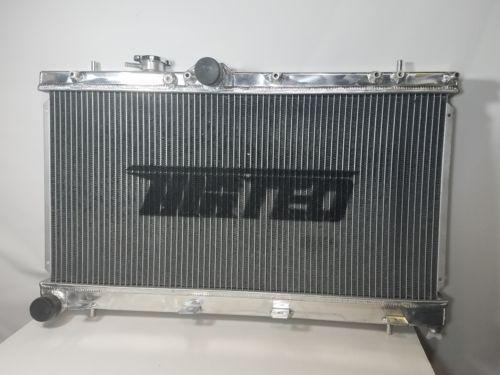 1994 - 2001 ACURA INTEGRA RACING ALUMINUM RADIATOR w/ Cap. COOLING RADIATORS NEW