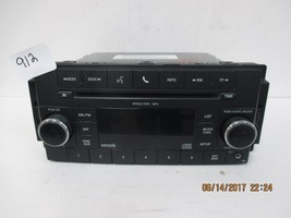 2009-10 Chrysler Dodge Low Speed CD Sirius Radio RES  P05091115AC - $79.15