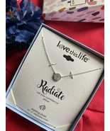 Radiant Sterling Silver New With Box Necklace - $37.62