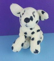 "Russ Berrie Plush Rescue Dalmation Dog Stuffed Animal 11"" #62001 - $32.66"