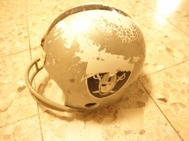 Rare Vintage NFL Oakland Raiders Rawlings Helmet - $44.55