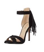 Nine West Womens Hustle Beige Ankle Strap Heels Size 7.5 New in Box - $49.49
