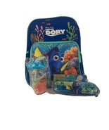 4 Pcs Disney Pixar Finding Dory With Nemo Backpack-Blue - $28.04