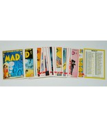 Mad Magazine Covers Trading Card Set of 55 Series 1 Lime Rock 1992 NEAR ... - $5.94
