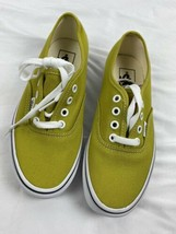 Vans Authentic Cress Green / True White Size Mens 4.5 Womens 6 NEw - €31,22 EUR