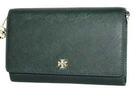 Tory Burch Women's EMERSON Chain Wallet Shoulder Bag Cross Body Bag - $4.685,70 MXN+