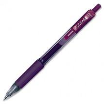 Zebra Pen Sarasa Gel Retractable Pen, Mahogany - 12 Pack - $21.89