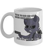 Time To Kick Ass Coffee Mug. Funny Saying Gift - £11.59 GBP