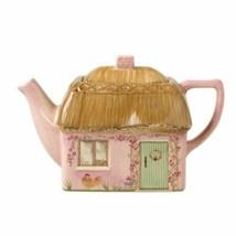 Pfaltzgraff Circle of Kindness Merriweather Cottage 20-Ounce Teapot NEW BOX - $39.59