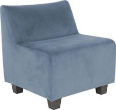 Pod Chair Howard Elliott Bella Casual Teal Wood Polyester - $929.00