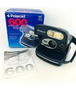 Polaroid 600 One Step Express Instant Film Camera Auto Flash Adjustable ... - $34.64