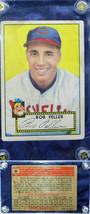 Bob Feller - 1952 Topps - Baseball Card - $256.41
