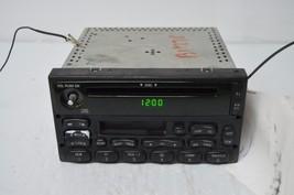 1999-2003 Ford Windstar Radio Cd Cassette Player 3F2T-18C868-EC W43#003 - $79.20