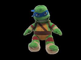 "Build a Bear Teenage Mutant Ninja Turtle Leonardo 18"" Plush with Shell - $20.64"