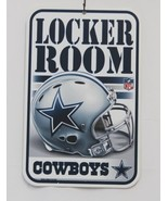 Wincraft NFL Officially Licensed Dallas Cowboys Locker Room Sign - $15.99