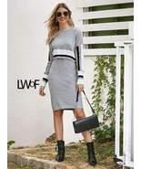 Cooler Than You Sweater Dress Set - $77.99+