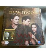 The Twilight Saga New Moon Board Game In Collectible Tin New - $24.99