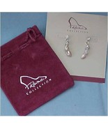 Ballet Slipper Earrings - En Pointe by Raine - $10.00