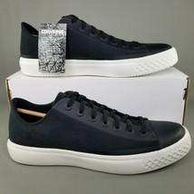 Converse CTAS Modern Ox Shoes Size 11 Mens Chuck Taylor Low Sneaker Blac... - $93.49
