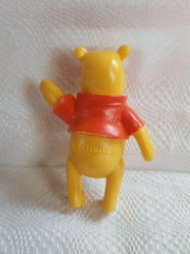 Disney Authentic WINNIE THE POOH Bear Figurine Cake TOPPER Figure Toy NEW