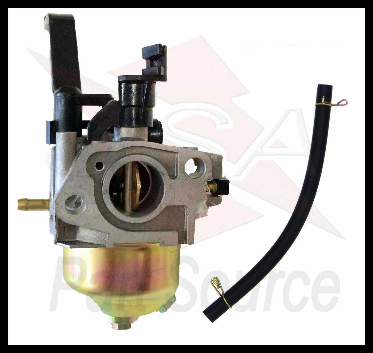 Primary image for Carburetor Sears Craftsman LCTá17 INCH Rear Tine Tiller 917.299080  Assembly