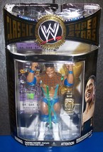 """NEW! 2006 Classic Superstars Series #10 """"Rocky Maivia"""" Action Figure {1412} - $29.69"""