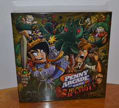 PENNY ARCADE THE GAME RUMBLE IN R'LYEH CARD GAME STRATEGY CRYPTOZOIC CTH... - $22.23