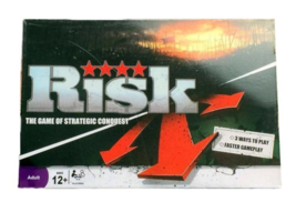 Risk The Game of Strategic Conquest - $27.87
