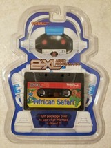 Tiger 2-XL Talking Robot Audio Program Tape African Safari New - $24.75