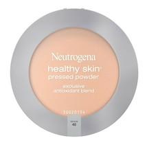 Neutrogena Healthy Skin Pressed Powder, Medium 40, 0.34 oz.. - $25.73