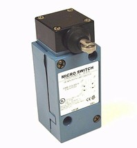 NEW MICRO SWITCH LSF6B LIMIT SWITCH NEMA B600 10 AMPS 600 VAC 2NC 2NO DPDT