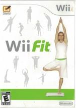 Wii Fit Nintendo Wii, 2008 - European Version - $7.99