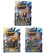 Thundarr the Barbarian Set of 3 Thundarr, Princess Ariel and Ookla the Mok - $321.74