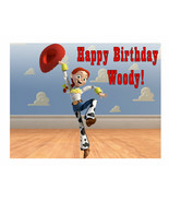 Toy Story Jessie edible cake image frosting sheet party decoration - $7.80