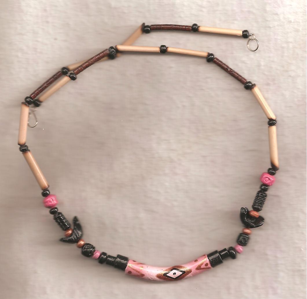 Handmade Purevian Necklace Bonanza