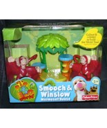 Fisher Price It's A Big Big World SMOOCH & WINSLOW MARMOSET Playset NEW! - $19.96
