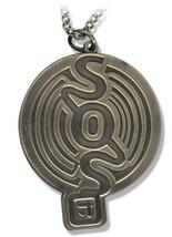 Haruhi SOS Design Necklace GE8097 NEW! - $17.99
