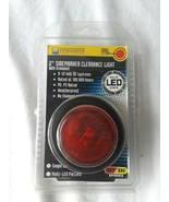 """Innovative Lighting 2"""" Round RED 1 LED Sidemarker with Grommet - $7.87"""