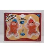 Sock Monkey Hand Warmers 2 Pack Reusable By ToySmith 1123 Ages 3+ Brand ... - $13.85