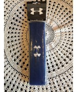 Unisex Sports Headband Blue and White New in Package - $6.15