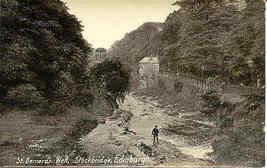 St Bernards Well Stockbridge Edinburgh  Post Card - $7.00