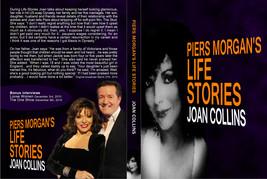 JOAN COLLINS - PIERS MORGAN'S LIFE STORIES DVD - $23.50