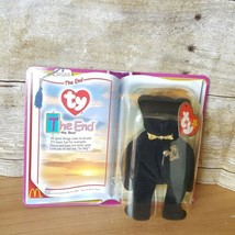 NEW in BOX 1999 Retired The End the Bear McDonald's Ty Beanie Baby - $9.74