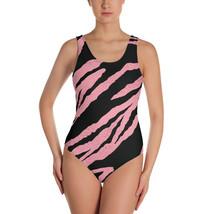 One-Piece Swimsuit-Swimsuits For Women-Swimsuit-Swimwear-Beach Wear-Pink... - $41.95