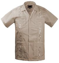 Guayabera Kids Toddler Junior Beach Wedding Baptism Button-Up Casual Dress Shirt image 8