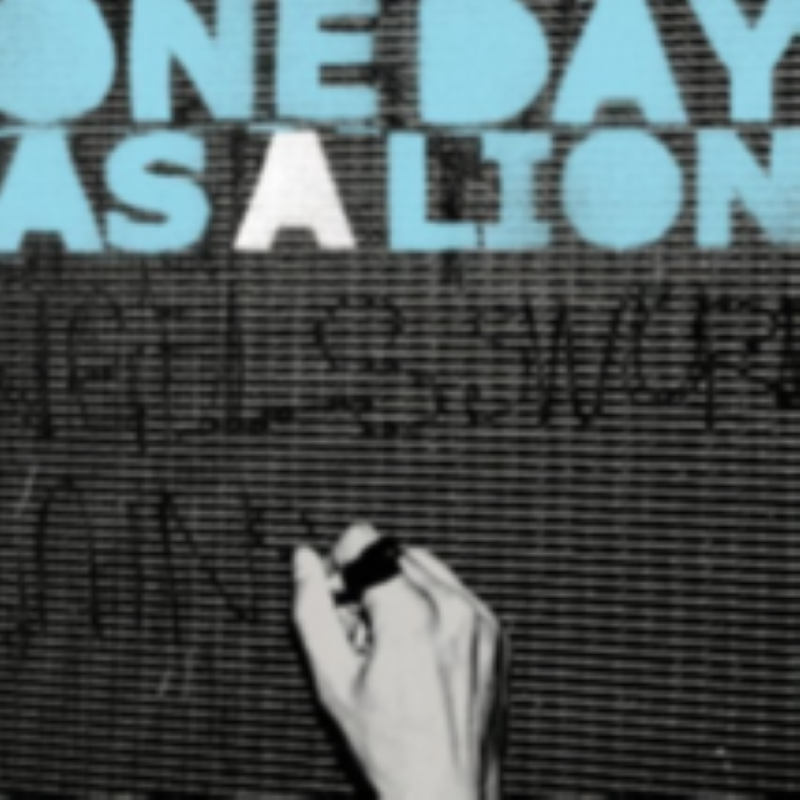 One Day As A Lion by One Day As A Lion Cd
