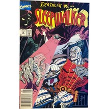 Marvel Comics ~ Sleepwalker # 8 (Jan 1992) VF - $9.99
