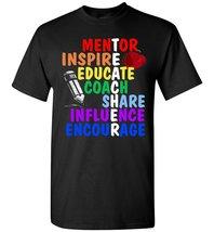 The Teacher T-shirt Funny Gift - $19.99+