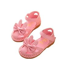 Princess Shoes Summer Children's Shoes Fish Mouth Open Toe Sandals Girls image 2