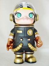 Kennyswork SPACE MOLLY 2016 BLACK TRUFFLE LOG-ON EXCLUSIVE VINYL FIGURE - $1,099.99